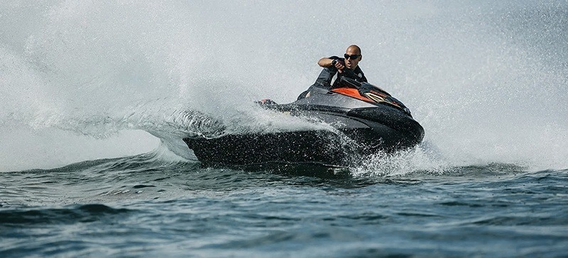 2020 Sea-Doo RXT-X 300 iBR + Sound System in Castaic, California - Photo 3