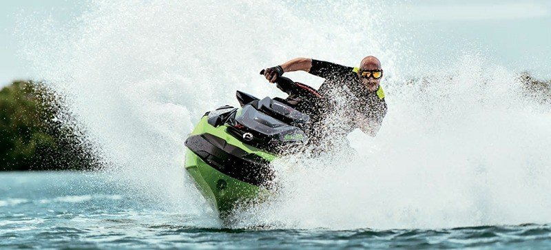 2020 Sea-Doo RXT-X 300 iBR + Sound System in Honeyville, Utah - Photo 4