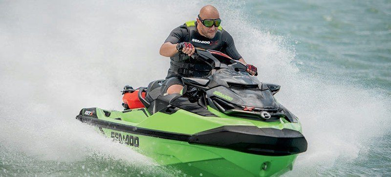 2020 Sea-Doo RXT-X 300 iBR + Sound System in Panama City, Florida - Photo 6