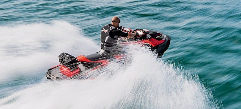 2020 Sea-Doo RXT-X 300 iBR + Sound System in Panama City, Florida - Photo 7