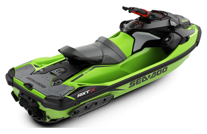 2020 Sea-Doo RXT-X 300 iBR + Sound System in Panama City, Florida - Photo 2