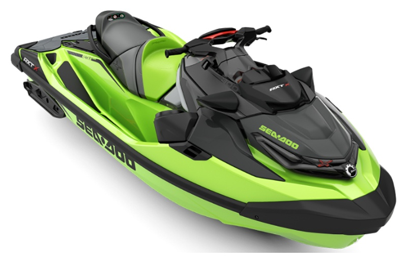 2020 Sea-Doo RXT-X 300 iBR + Sound System in Adams, Massachusetts - Photo 1