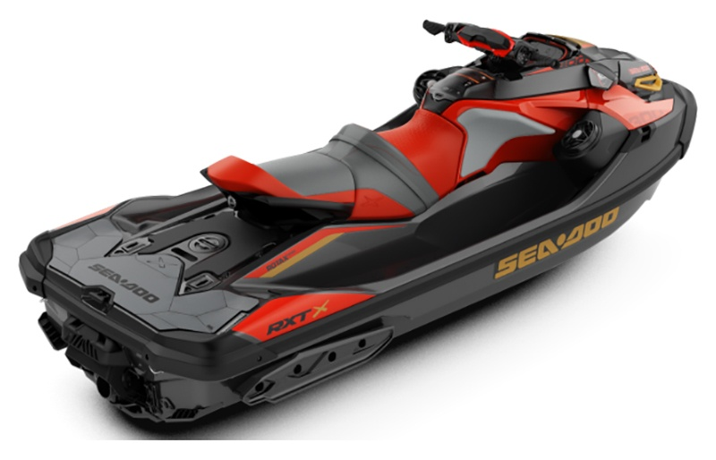 2020 Sea-Doo RXT-X 300 iBR + Sound System in Savannah, Georgia - Photo 2