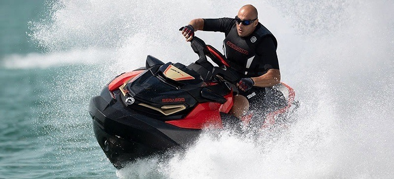 2020 Sea-Doo RXT-X 300 iBR + Sound System in Bakersfield, California - Photo 8