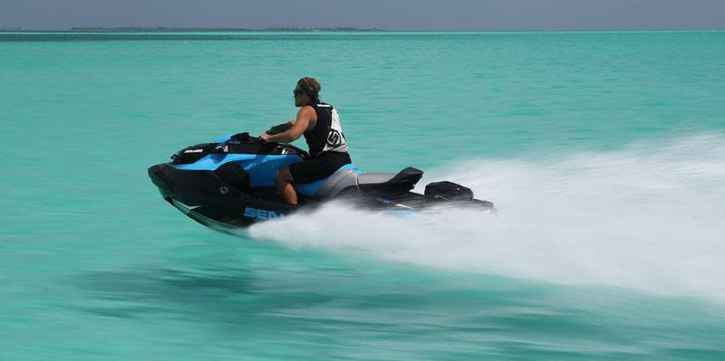 2019 Sea-Doo RXT 230 iBR + Sound System in Presque Isle, Maine