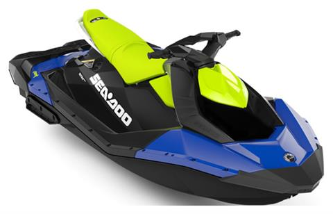 2020 Sea-Doo Spark 3up 90 hp in Woodruff, Wisconsin