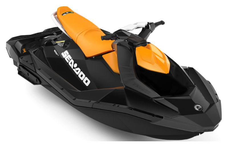 2020 Sea-Doo Spark 3up 90 hp in Wilkes Barre, Pennsylvania - Photo 1