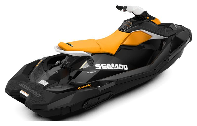 2020 Sea-Doo Spark 3up 90 hp in Honeyville, Utah - Photo 2