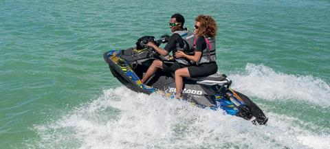 2020 Sea-Doo Spark 3up 90 hp iBR, Convenience Package + Sound System in Amarillo, Texas - Photo 3