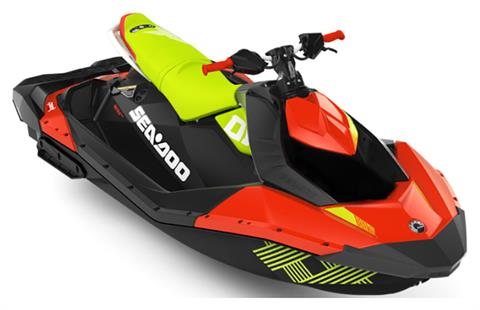 2020 Sea-Doo Spark Trixx 3up iBR in Danbury, Connecticut