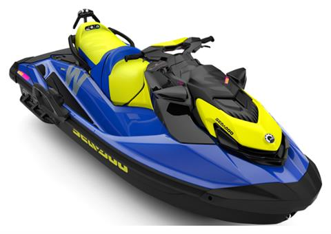 2020 Sea-Doo WAKE 170 iBR in Hillman, Michigan