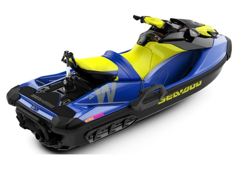 2020 Sea-Doo WAKE 170 iBR in Wenatchee, Washington - Photo 2