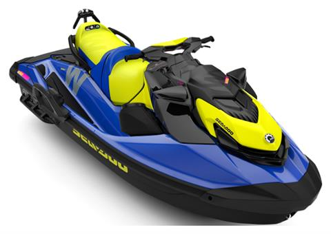 2020 Sea-Doo WAKE 170 iBR + Sound System in Hillman, Michigan