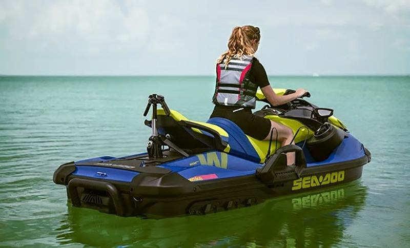 2020 Sea-Doo WAKE 170 iBR + Sound System in Victorville, California - Photo 3