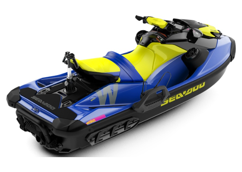 2020 Sea-Doo WAKE 170 iBR + Sound System in San Jose, California - Photo 2