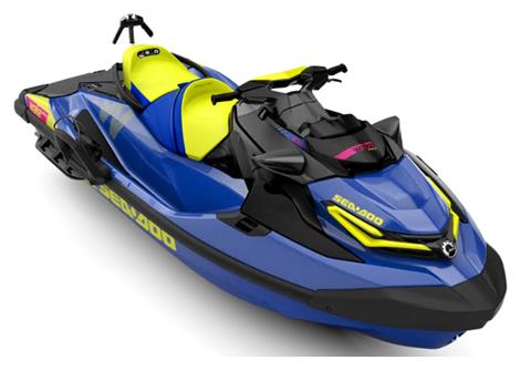 2020 Sea-Doo WAKE Pro 230 iBR in Hillman, Michigan