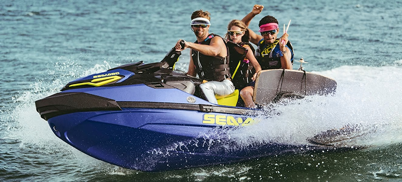2020 Sea-Doo WAKE Pro 230 iBR in Huron, Ohio - Photo 3