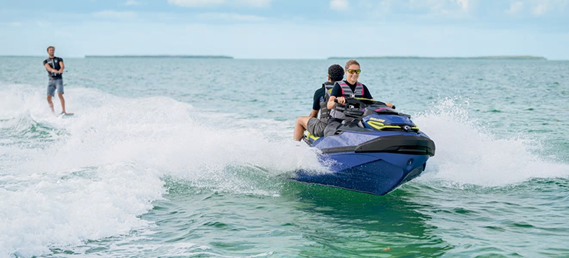 2020 Sea-Doo WAKE Pro 230 iBR in Huron, Ohio - Photo 4