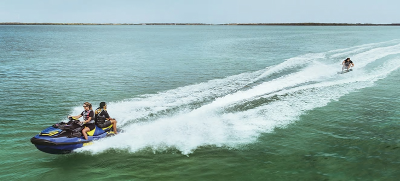 2020 Sea-Doo WAKE Pro 230 iBR in Chesapeake, Virginia - Photo 7