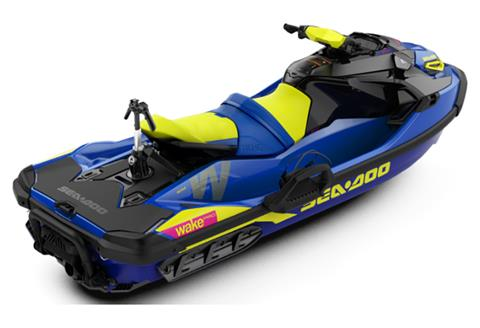 2020 Sea-Doo WAKE Pro 230 iBR in Oakdale, New York - Photo 2