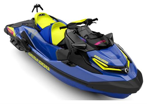 2020 Sea-Doo WAKE Pro 230 iBR + Sound System in Hillman, Michigan