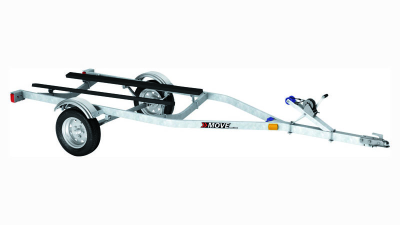 2021 Sea-Doo Move I Extended 1250 Trailer in Lancaster, New Hampshire