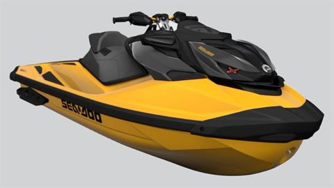 2021 Sea-Doo RXP-X 300 iBR in Enfield, Connecticut