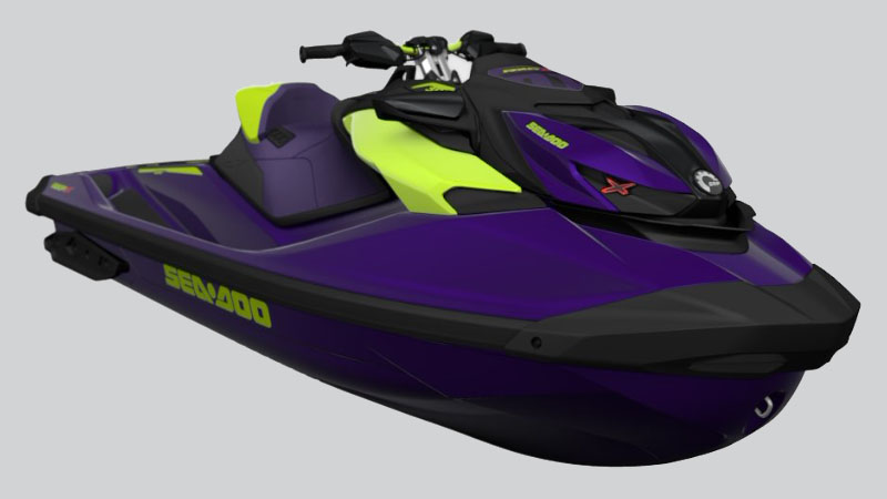 2021 Sea-Doo RXP-X 300 iBR in Wilmington, Illinois