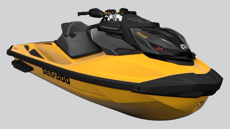 2021 Sea-Doo RXP-X 300 iBR in Albemarle, North Carolina