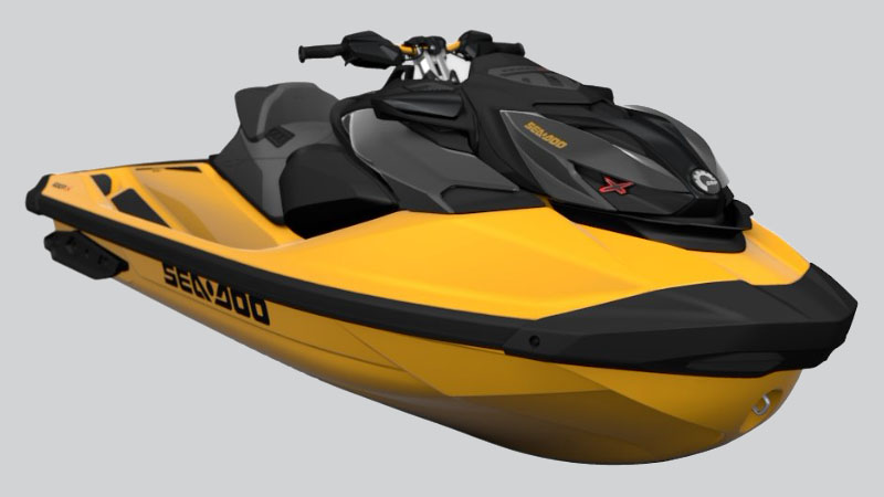 2021 Sea-Doo RXP-X 300 iBR + Sound System in Mount Pleasant, Texas