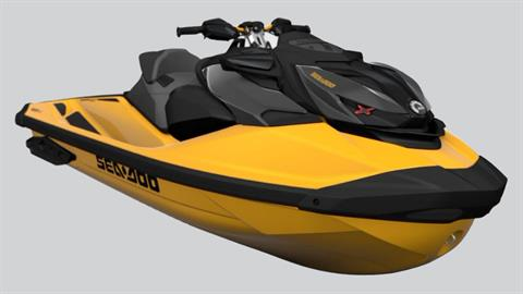 2021 Sea-Doo RXP-X 300 iBR + Sound System in Wilmington, Illinois