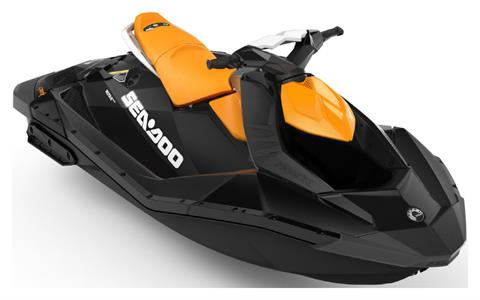 2021 Sea-Doo Spark 2up 60 hp in Lancaster, New Hampshire