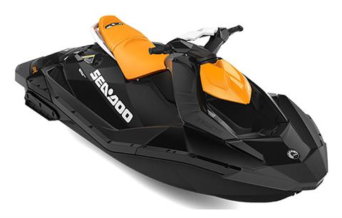 2021 Sea-Doo Spark 2up 60 hp in Honesdale, Pennsylvania