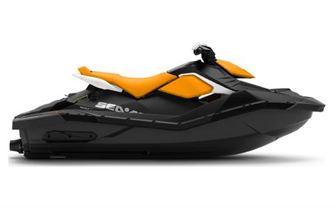 2021 Sea-Doo Spark 2up 60 hp in Leesville, Louisiana - Photo 2