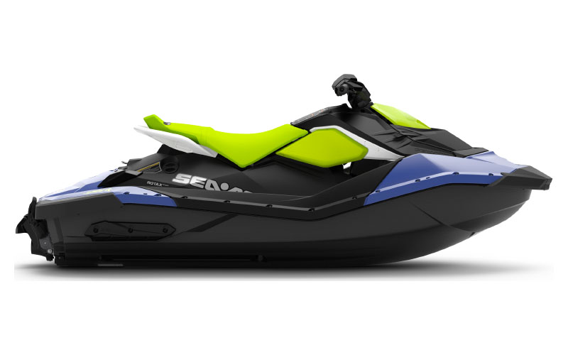 2021 Sea-Doo Spark 2up 90 hp iBR + Convenience Package in Sacramento, California - Photo 2