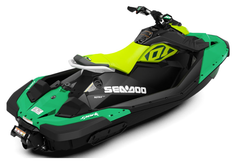 2021 Sea-Doo Spark Trixx 2up iBR in Brenham, Texas - Photo 2