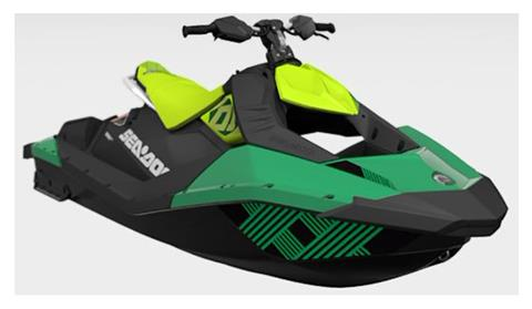 2021 Sea-Doo Spark Trixx 2up iBR in Wilmington, Illinois