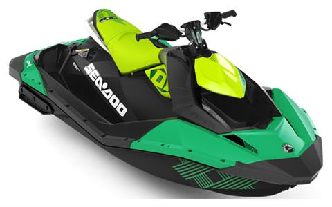 2020 Sea-Doo Spark Trixx 2up iBR in Hillman, Michigan