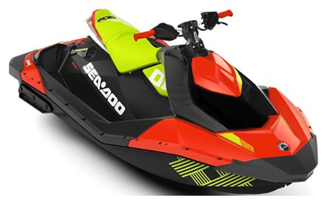 2020 Sea-Doo Spark Trixx 2up iBR in Clinton Township, Michigan - Photo 1
