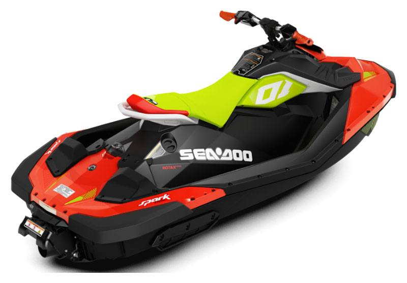 2020 Sea-Doo Spark Trixx 2up iBR in Victorville, California