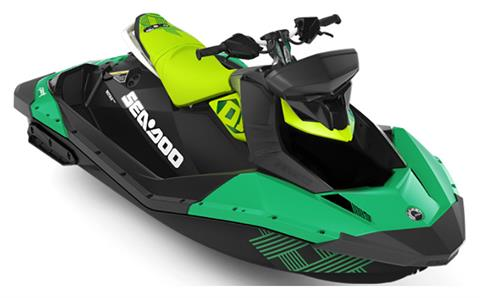 2021 Sea-Doo Spark Trixx 2up iBR + Sound System in Ponderay, Idaho