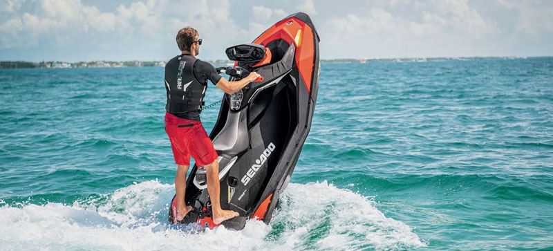 2021 Sea-Doo Spark Trixx 2up iBR + Sound System in Clearwater, Florida - Photo 3