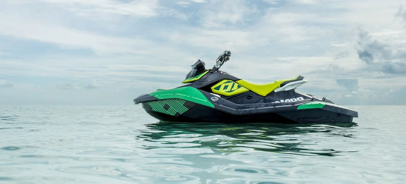 2021 Sea-Doo Spark Trixx 2up iBR + Sound System in Clinton Township, Michigan - Photo 4