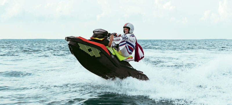 2021 Sea-Doo Spark Trixx 2up iBR + Sound System in Clearwater, Florida - Photo 5