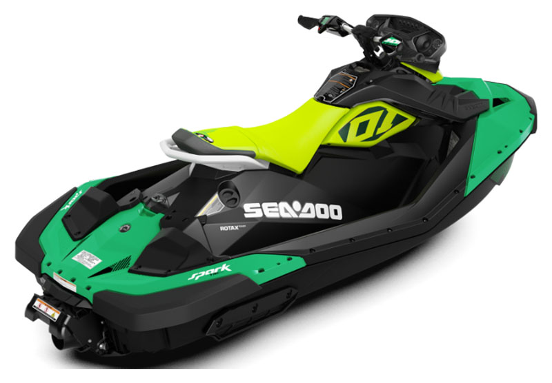 2021 Sea-Doo Spark Trixx 2up iBR + Sound System in Moses Lake, Washington - Photo 2