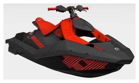 2021 Sea-Doo Spark Trixx 2up iBR + Sound System in Danbury, Connecticut