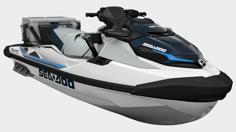 2021 Sea-Doo Fish Pro 170 iBR in Derby, Vermont