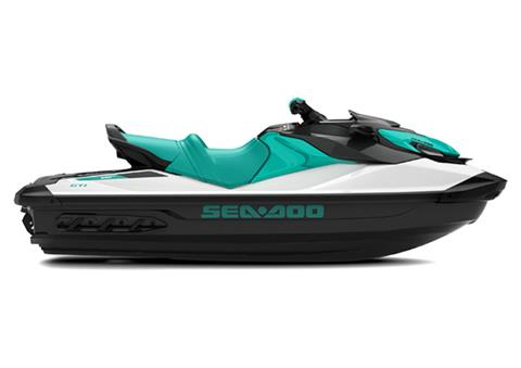 2021 Sea-Doo GTI 130 iBR in Cartersville, Georgia - Photo 2