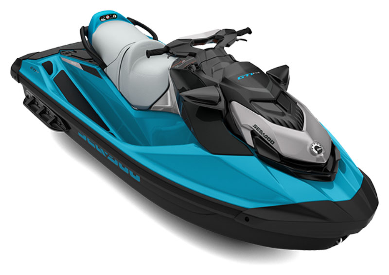 2021 Sea-Doo GTI SE 130 iBR in Ponderay, Idaho - Photo 1