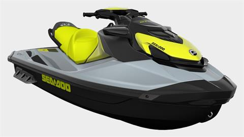 2021 Sea-Doo GTI SE 130 iBR in Lakeport, California